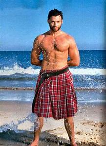 "Man Candy Monday: ""Kilt"" With Kindness"