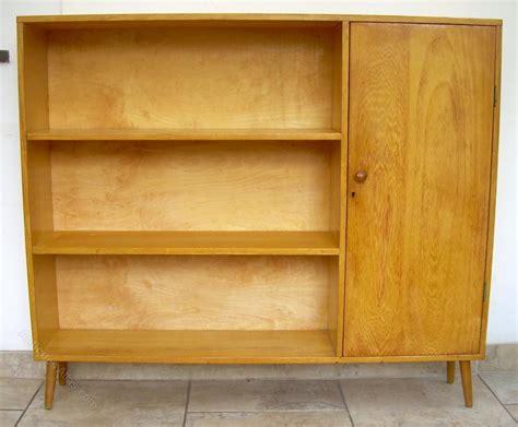 Retro Bookcase by Antiques Atlas A Retro Bookcase And Cupboard