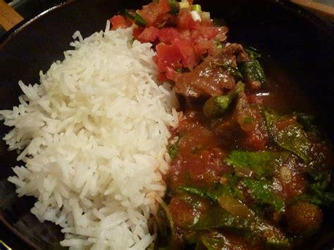 cuisine malgache romazava a traditional stew with zebu local cow in