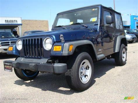 blue jeep patriot 2004 patriot blue pearl jeep wrangler x 4x4 27804657