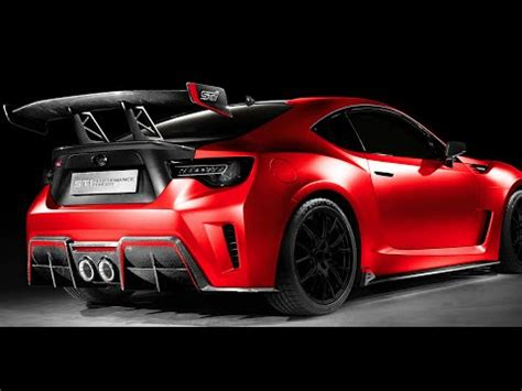 subaru brz sti exhaust note youtube