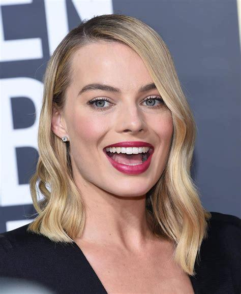 Margot Robbie Golden Globe Awards 2018