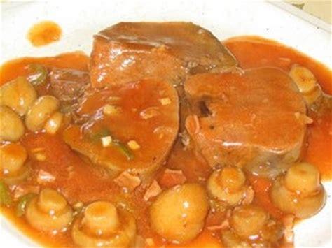comment cuisiner la langue de boeuf recette langue de boeuf en sauce 750g