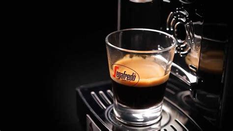 segafredo my espresso myespresso capsules machine youtube