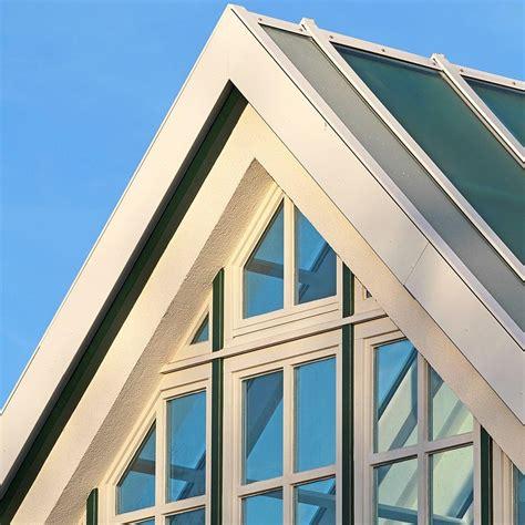 gardinen für giebelfenster dreiecksfenster kaufen 187 dreieckige fenster f 252 r dachgiebel