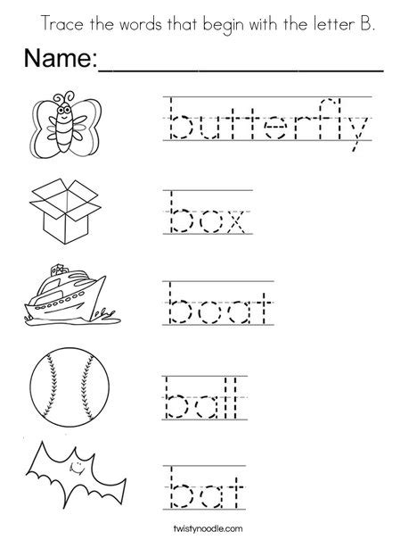 words that begin with the letter h coloring pages of things that start with b coloring page 26498