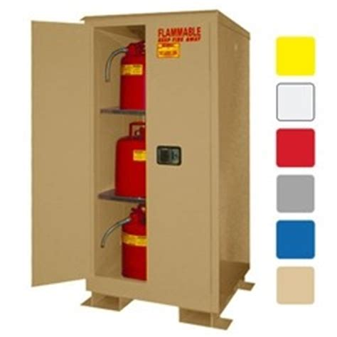 gas can storage cabinet a360wp1 outdoor flammable storage cabinet osha approved