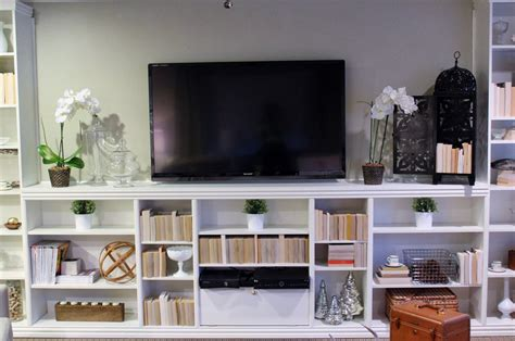 inspirations  bookcase  tv stand
