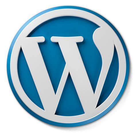 Wordpress Logo Png Transparent Images  Png All