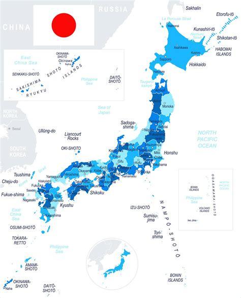 Carte Du Monde Japon by Carte Du Japon Plusieurs Cartes Du Pays En Asie Villes