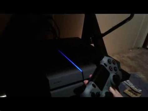 ps4 blinking blue light stupid ps4 problem turning itself blinking blue