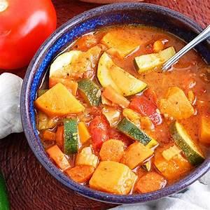 Hearty Paleo Vegetable Soup   Paleo Grubs