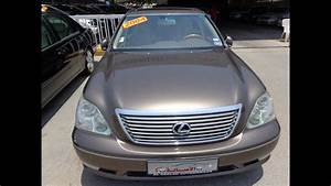 Lexus - Ls 430 - 2004 - Brown