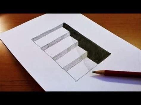3d Zeichnen by Desen 3d 206 N Creion