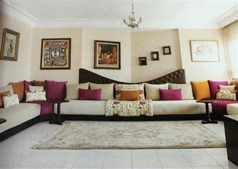 meilleure couleur pour décoration salon marocain 2016