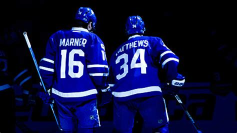 Who's got your vote for the Calder, Matthews or Marner ...