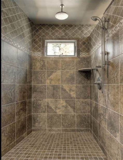 tiled shower shelf ideas 30 shower tile ideas on a budget
