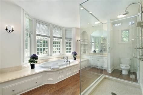 Luxus Badezimmer  40 Wunderschöne Ideen Archzinenet