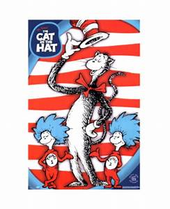 Thing 1 Cat In The Hat Youth Costume