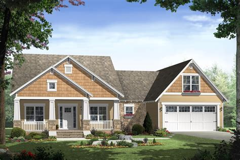 sq ft ranch house plan  bonus room  bed  bath