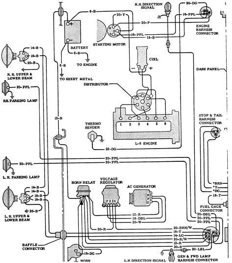 Chevy Wiring Diagram Truck