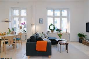 Small Apartment Living Room Design