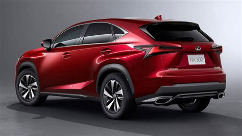 Lexus Nx 2019 by 2019 Lexus Nx 300 Now Comes With Lexus Safety System