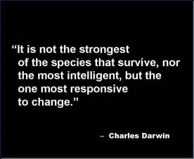 Image result for charles darwin quotes evolution