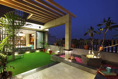 rajnysh rami terrace office terrace garden manjalpur