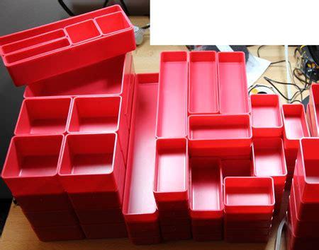 ultimate tool box parts organizer bins schaller