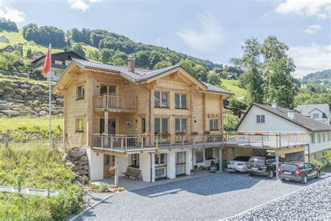 Billig Häuser Kaufen Schweiz by Blockhaus Heidiland Blockhaus Schweiz