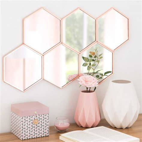 Rose gold & copper home decor by katrinaalice ❤ liked on polyvore featuring home, home decor, candles & candleholders, pink, rose quartz candle holder, gold home accessories, gold candle holders, gold candlesticks, gold candle sticks and wall art. Rose Gold Decor For Bedroom That Every Lady Will Fall In Love With