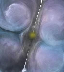 'Perfect storm' quenching star formation around a ...