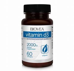 Vitamin D Dosis Berechnen : vitamin d 2 000 iu 60 gelkapseln biovea ~ Themetempest.com Abrechnung