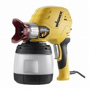 Wagner Airless Sprayer Plus : shop wagner power painter plus with ez tilt cup fed ~ Dailycaller-alerts.com Idées de Décoration