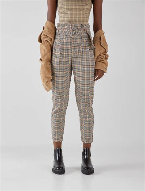 broeken kleding dames bershka netherlands