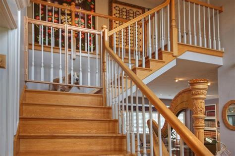 gate for stairs with banister best 25 custom gates ideas on diy gate