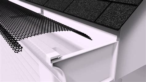 Roofing Gutter Guard Lowes For Maximum Water Flow Aasp