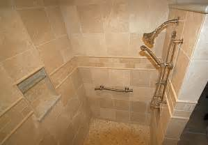 Tiled Walk In Showers by Walk In Shower Without Doors