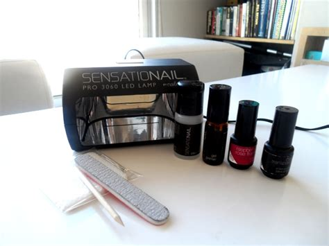 Sensationail Led L With Gelish by 100 Sensationail Led L With Gelish Goose