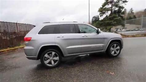 silver jeep grand cherokee 2015 2015 jeep grand cherokee overland silver metallic