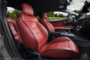 Car Seat Size Chart 2015 2019 Ford Mustang Katzkin Custom Leather Upholstery