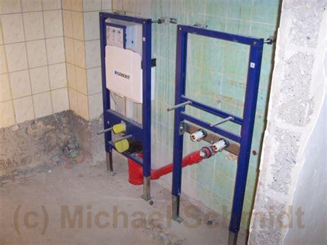 Vorwandinstallation Im Wc Selbst Einbauen by Waschbecken Ohne Vorwandinstallation