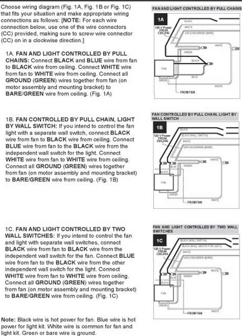 harbour ceiling fan wiring fanlinc 2475f and keypadlinc 2486s questions and answers