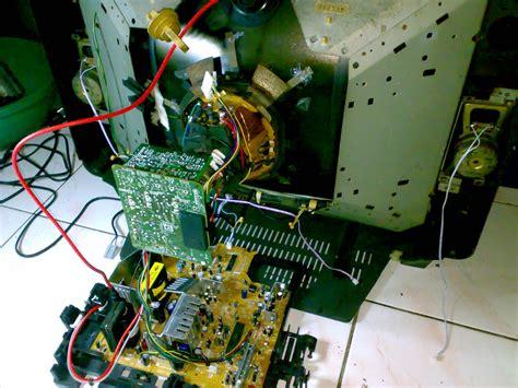 aa electronic sony tv 25 quot ganti mesin