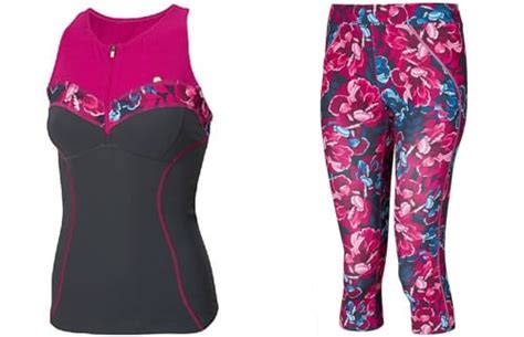 Floral Workout Clothes From Sweaty Betty Flowerona