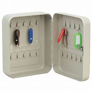 Sealey Security Key Cabinet Press and Key Tags - 20 Key