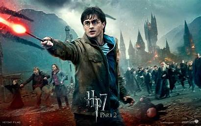 Potter Harry Deathly Hallows Wallpapers Desktop