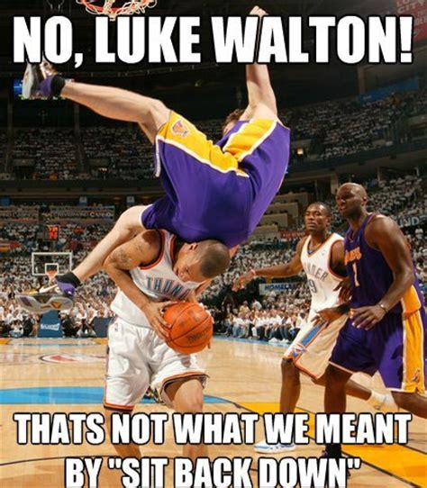 Luke Walton Meme - totally ridiculous luke walton memes with lakers photos