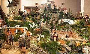 Personnage Pour Village De Noel : les cr ches de provence la peinture et la provence ~ Melissatoandfro.com Idées de Décoration